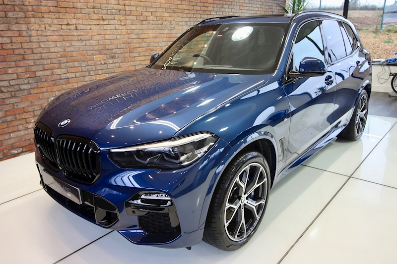 BMW X5 Series - Large 5