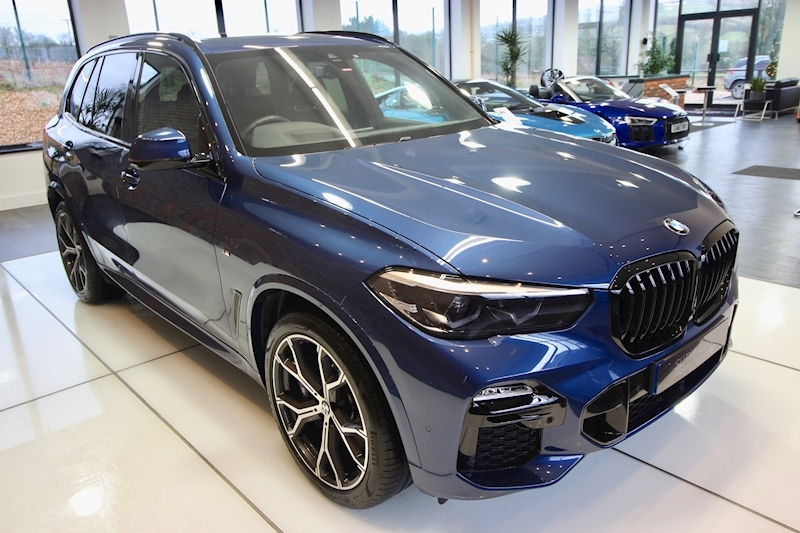 BMW X5 Series - Large 9