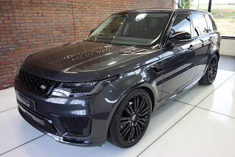 Land Rover Range Rover Sport - Large 5