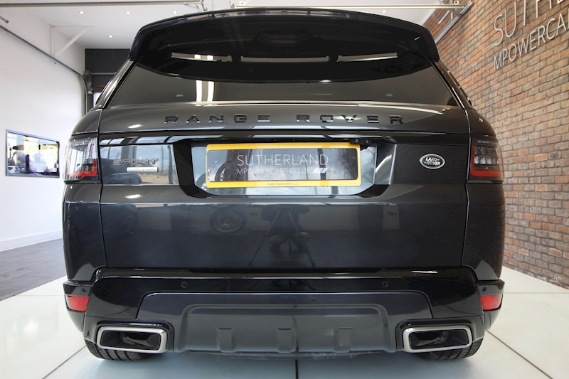 Land Rover Range Rover Sport - Large 11
