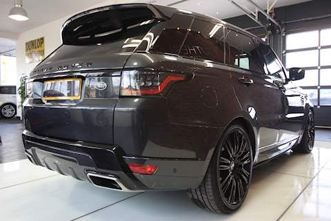 Land Rover Range Rover Sport - Large 14