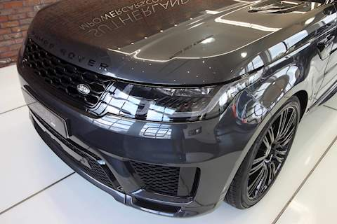 Land Rover Range Rover Sport - Large 19