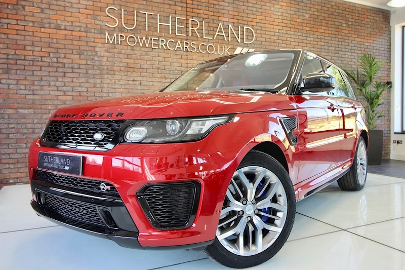 Land Rover Range Rover Sport - Large 0