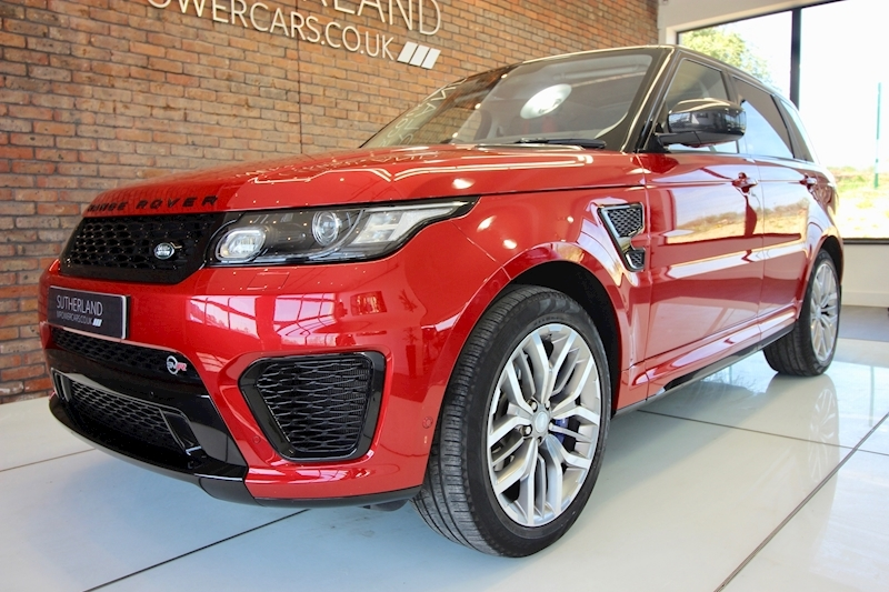 Land Rover Range Rover Sport - Large 2