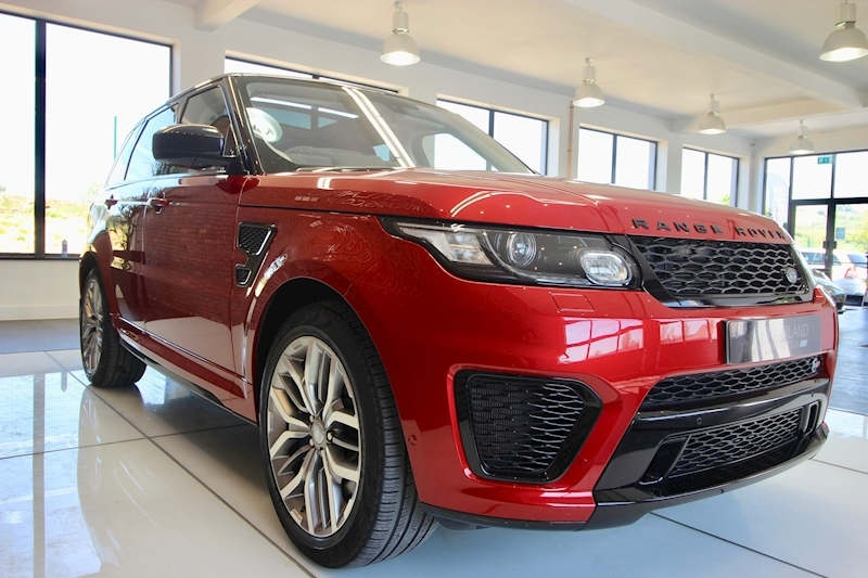 Land Rover Range Rover Sport - Large 6