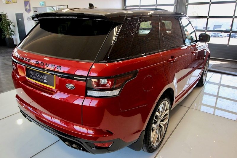 Land Rover Range Rover Sport - Large 15