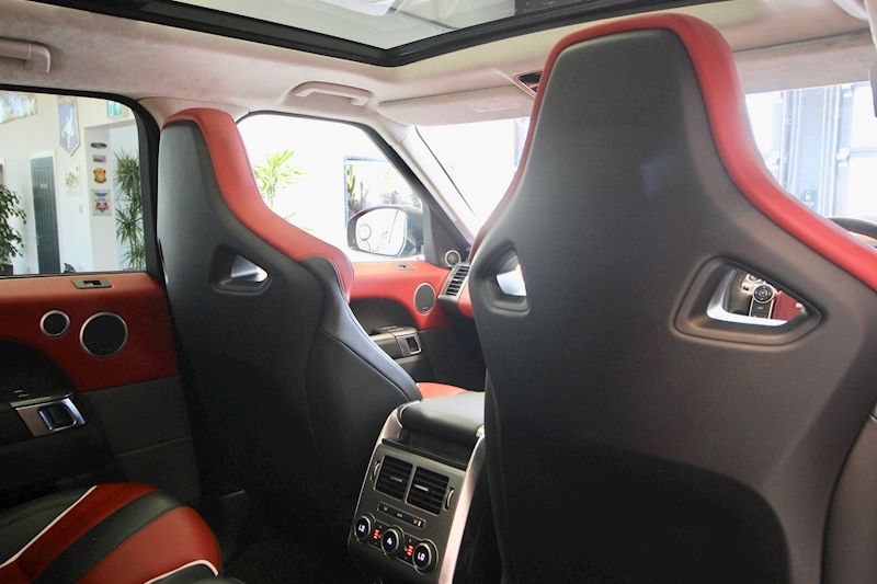 Land Rover Range Rover Sport - Large 33