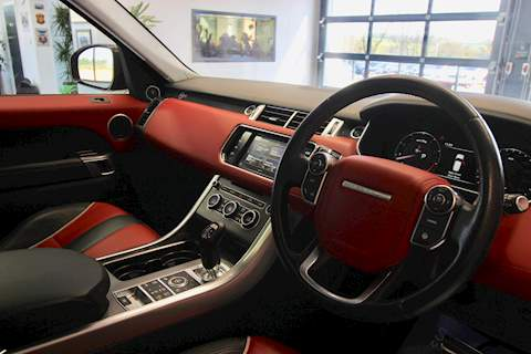 Land Rover Range Rover Sport - Large 36