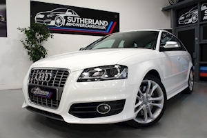 A3 S3 Quattro Hatchback 2.0 Automatic Petrol