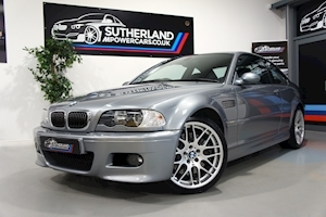 3 Series M3 Cs Smg Coupe 3.2 Manual Petrol
