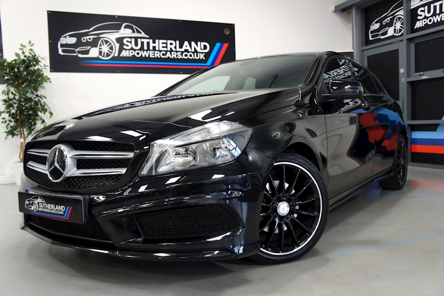 Mercedes A-Class - Large 0