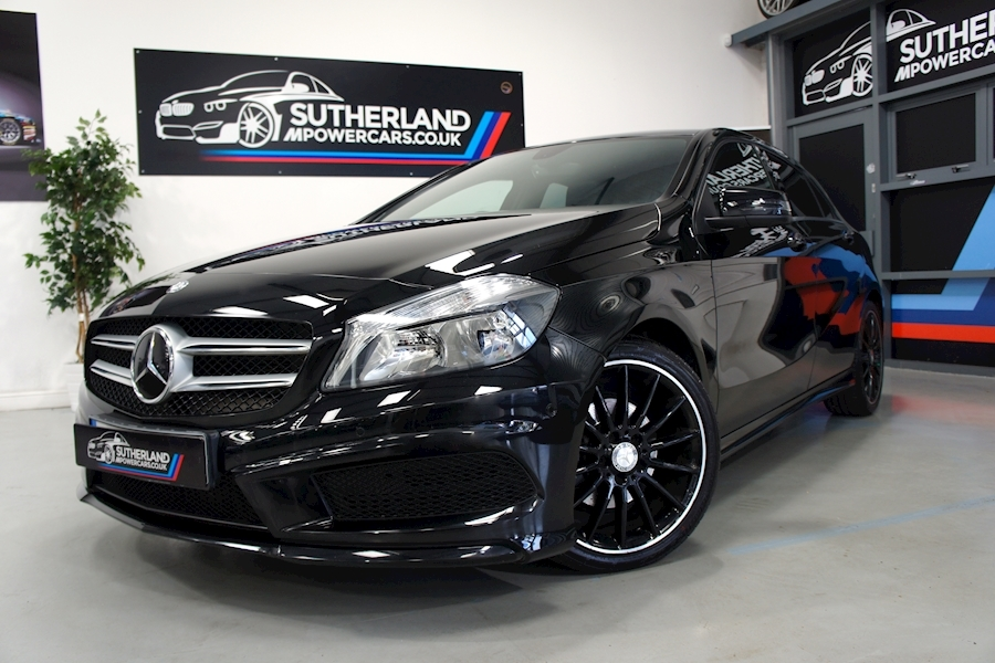 Mercedes A-Class - Large 1