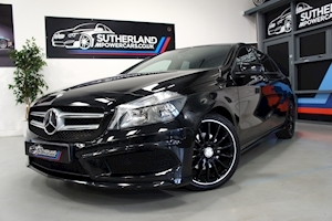 A-Class A200 Cdi Amg Sport Hatchback 2.1 Automatic Diesel