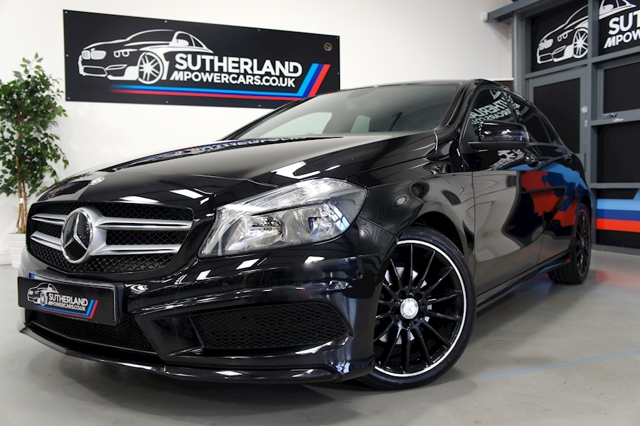 Mercedes A-Class - Large 2