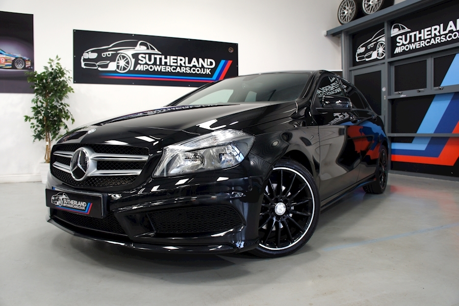 Mercedes A-Class - Large 3