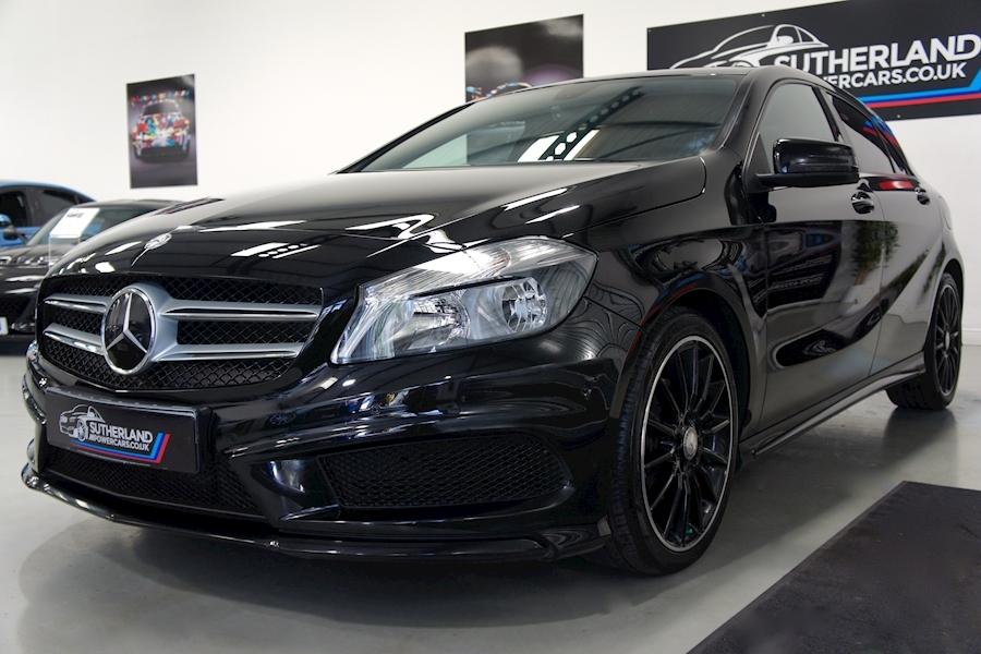 Mercedes A-Class - Large 4