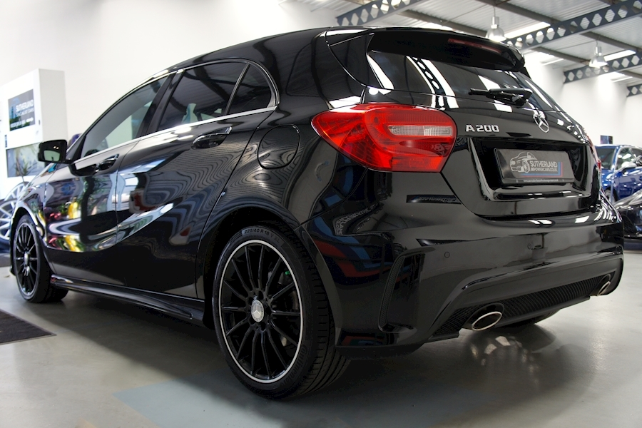 Mercedes A-Class - Large 17
