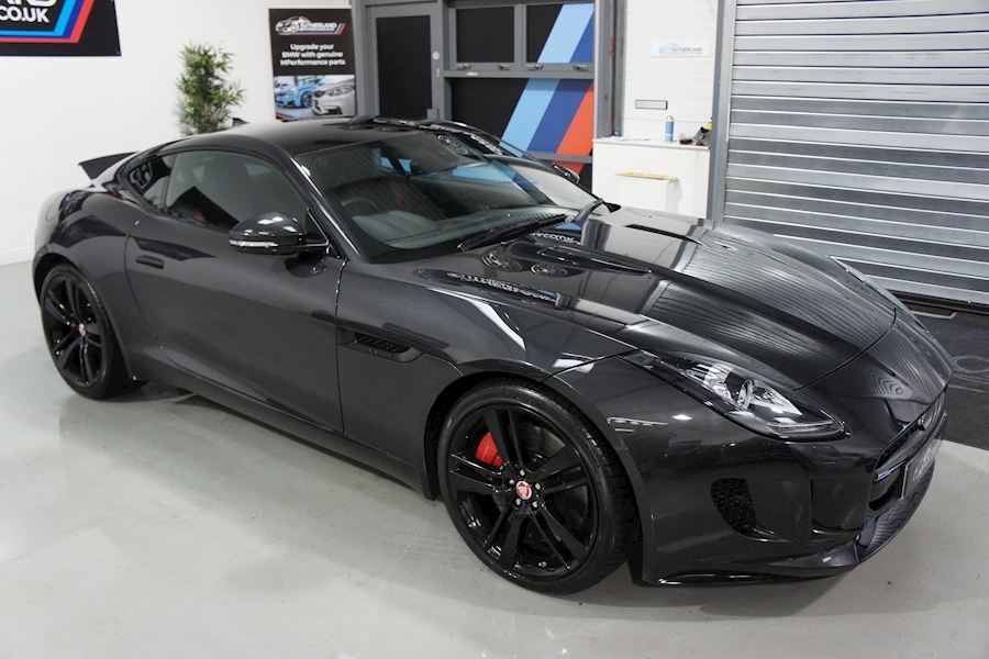 Jaguar F-Type - Large 6