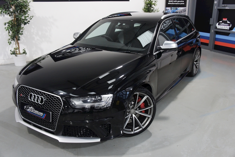 Audi Rs4 Fsi Quattro - Large 2