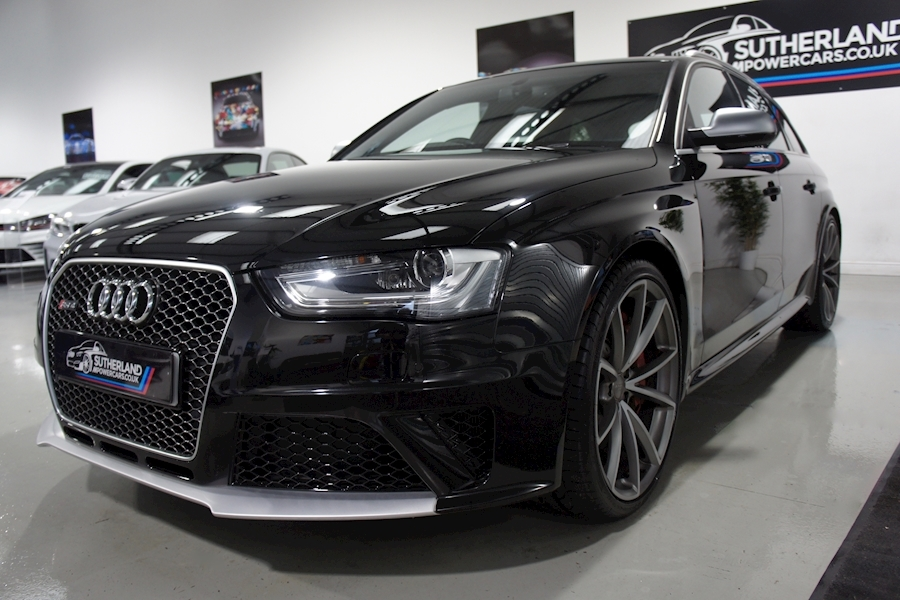 Audi Rs4 Fsi Quattro - Large 3