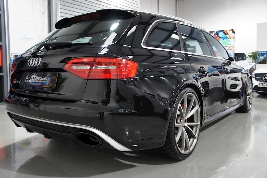 Audi Rs4 Fsi Quattro - Large 9