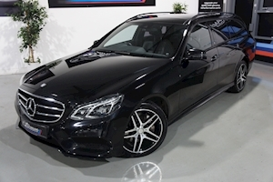 E Class E350 Bluetec Amg Night Ed Premium Plus Estate 3.0 Automatic Diesel