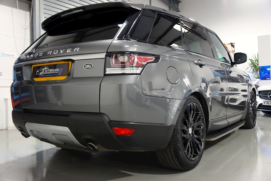 Land Rover Range Rover Sport - Large 13
