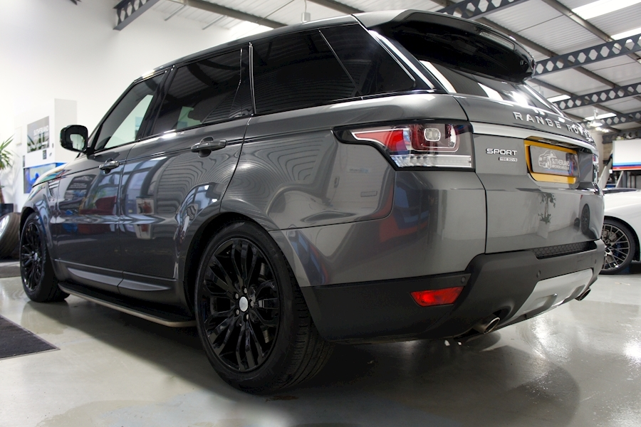 Land Rover Range Rover Sport - Large 17