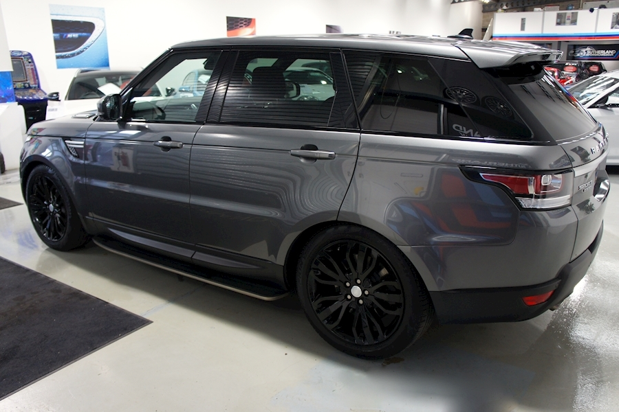 Land Rover Range Rover Sport - Large 20