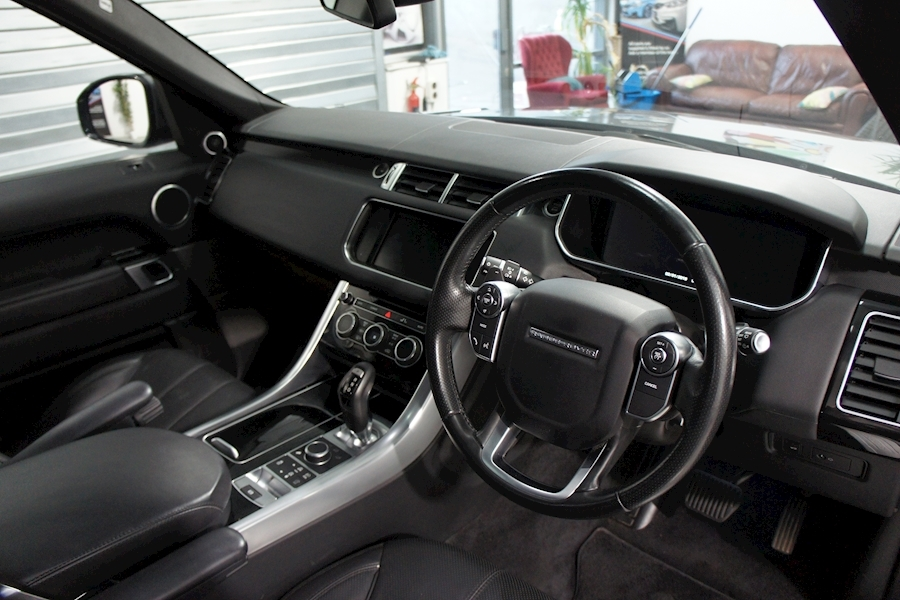 Land Rover Range Rover Sport - Large 25