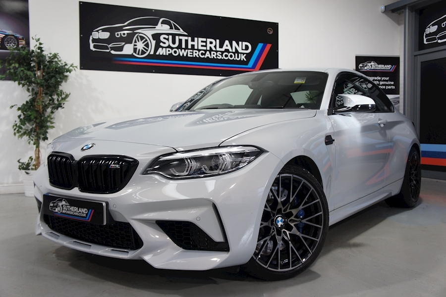 Bmw M2 Competition - Large 1