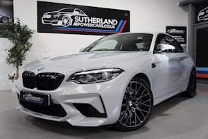M2 Competition M2 COMPETITION AUTO Coupe 3.0 Automatic Petrol