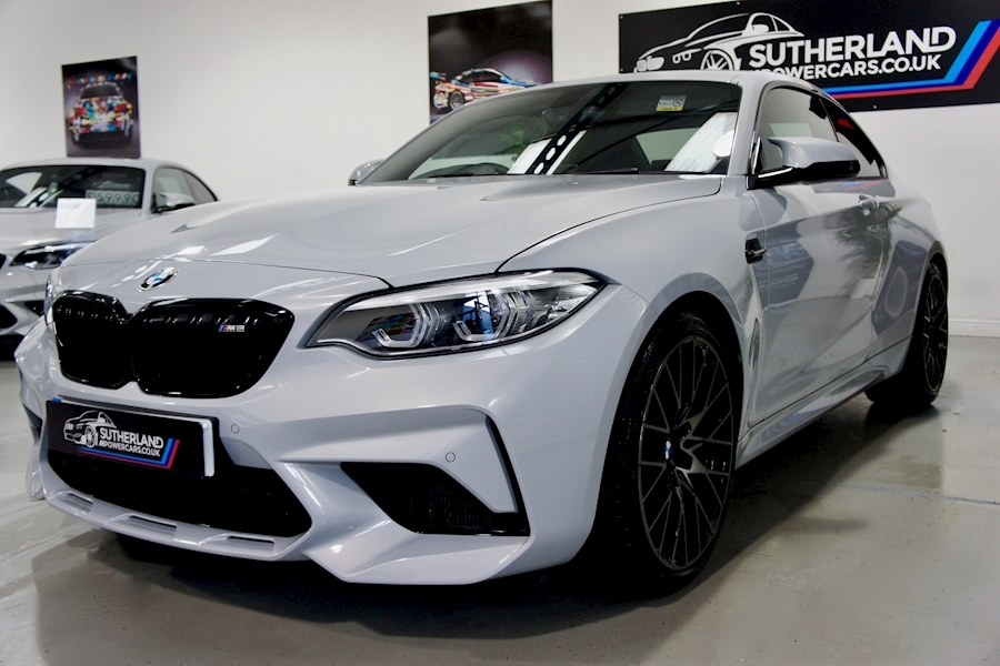 Bmw M2 Competition - Large 10