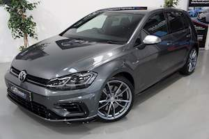 Volkswagen Golf R Tsi - Large 1