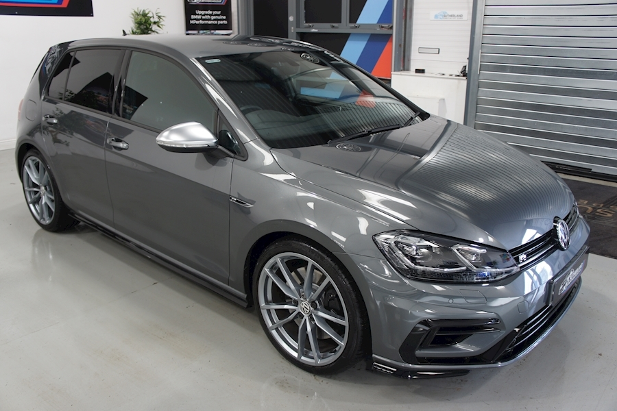 Volkswagen Golf R Tsi - Large 7