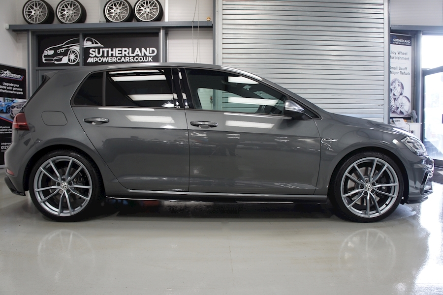 Volkswagen Golf R Tsi - Large 8