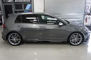 Volkswagen Golf R Tsi - Large 9