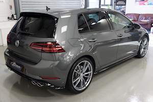 Volkswagen Golf R Tsi - Large 11