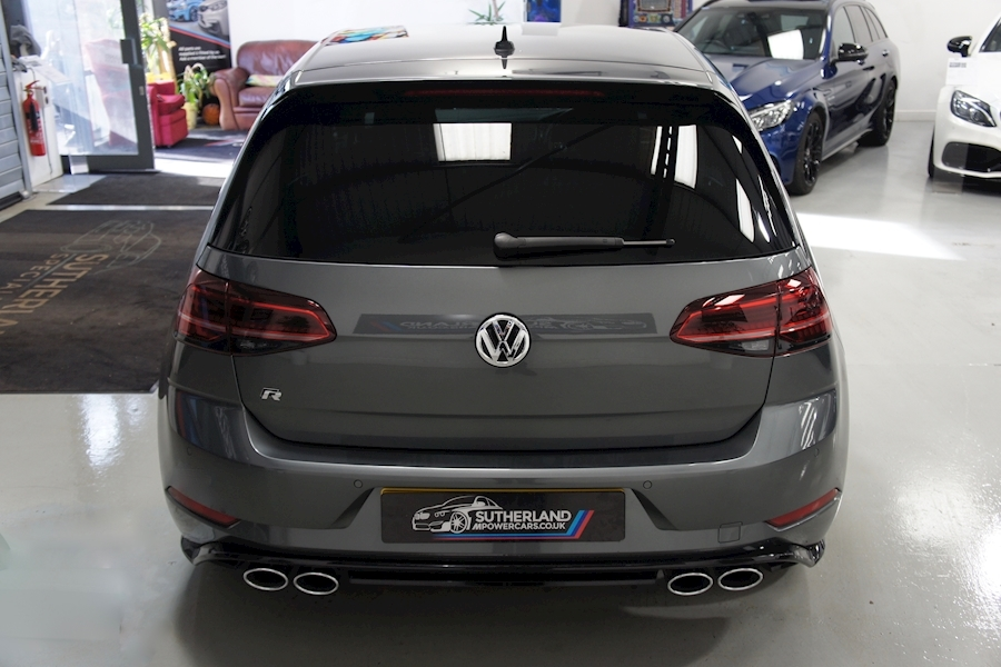 Volkswagen Golf R Tsi - Large 13