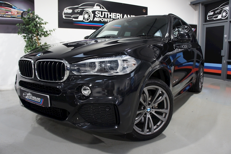 Bmw X5 Xdrive30d M Sport - Large 0
