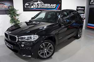 Bmw X5 Xdrive30d M Sport - Large 1