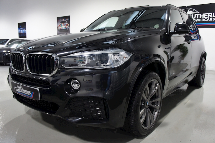 Bmw X5 Xdrive30d M Sport - Large 2