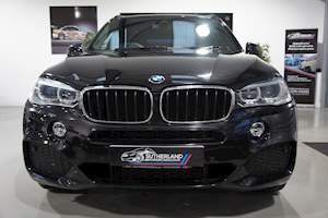 Bmw X5 Xdrive30d M Sport - Large 4