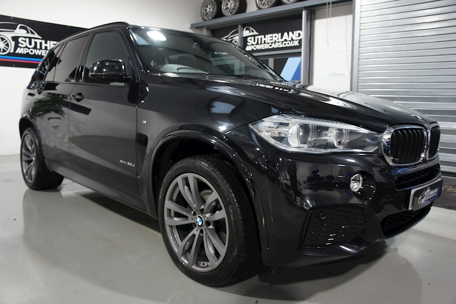 Bmw X5 Xdrive30d M Sport - Large 5