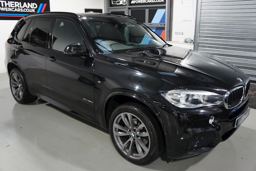 Bmw X5 Xdrive30d M Sport - Large 6