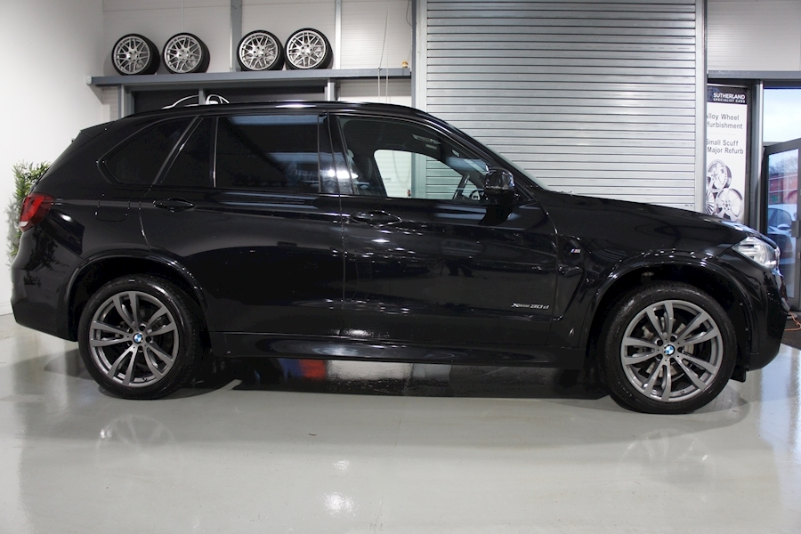 Bmw X5 Xdrive30d M Sport - Large 7