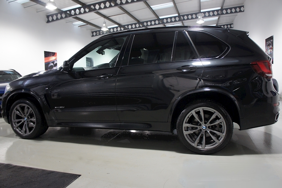 Bmw X5 Xdrive30d M Sport - Large 14