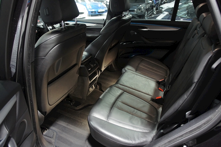 Bmw X5 Xdrive30d M Sport - Large 34