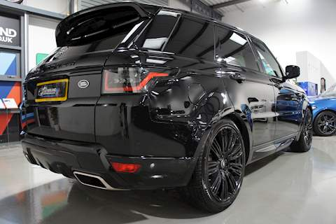 Land Rover Range Rover Sport - Large 9