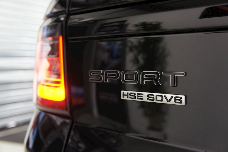 Land Rover Range Rover Sport - Large 49